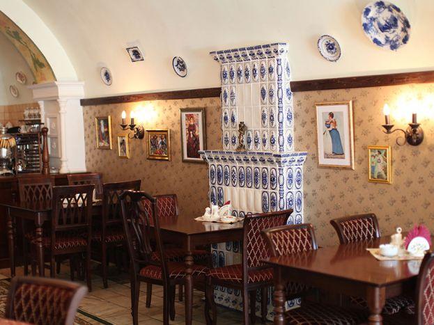 Ресторан Пяткинъ