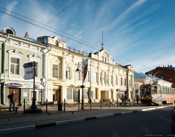 История дома 20 на улице Рождественская